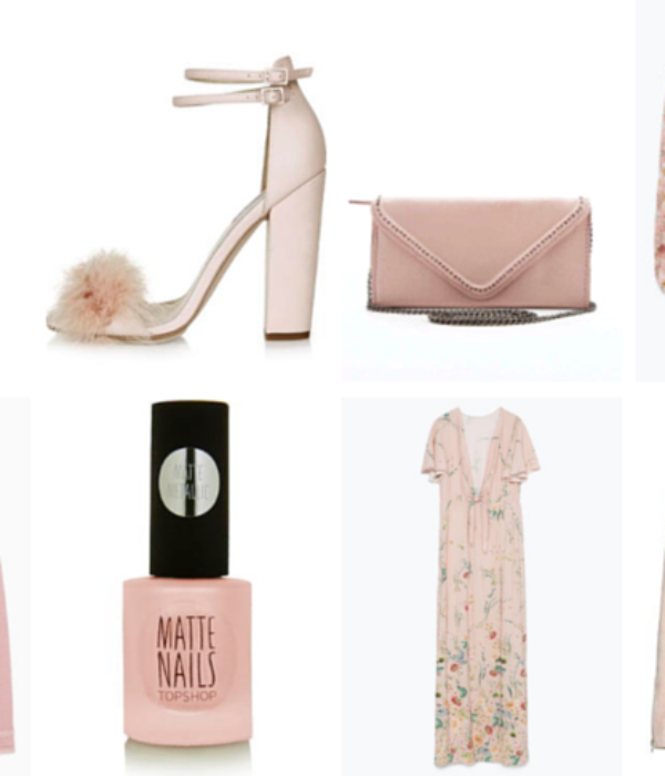 The Spring Dusty Pink Edit