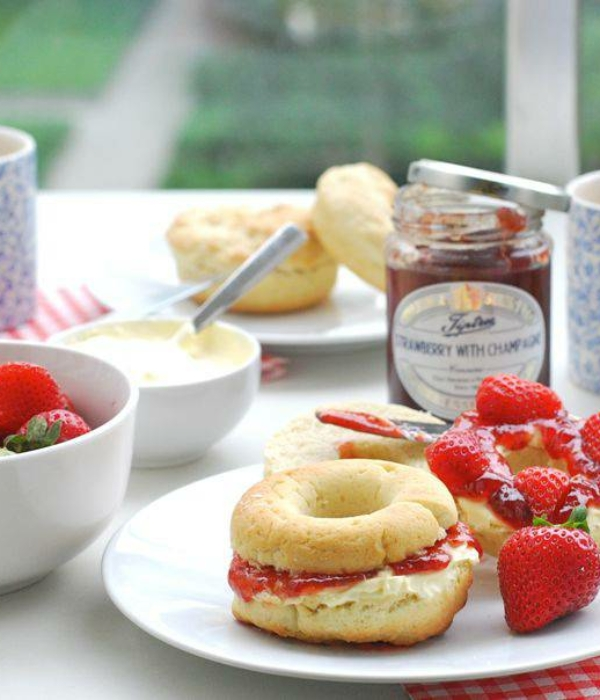Scones + Doughnuts… Sconuts Recipe!
