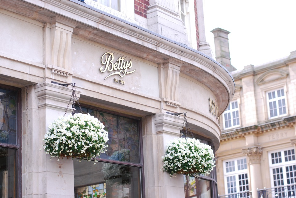 betty's tea room york
