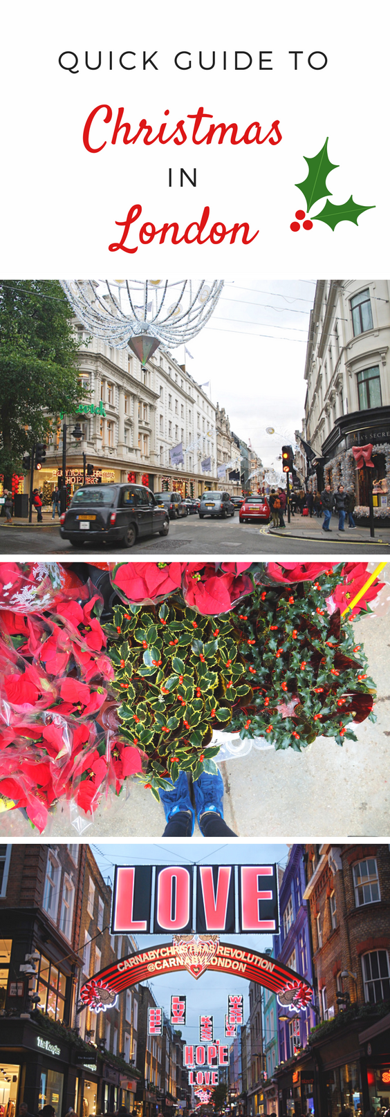 A local's tips for having a very festive time in London at Christmas.