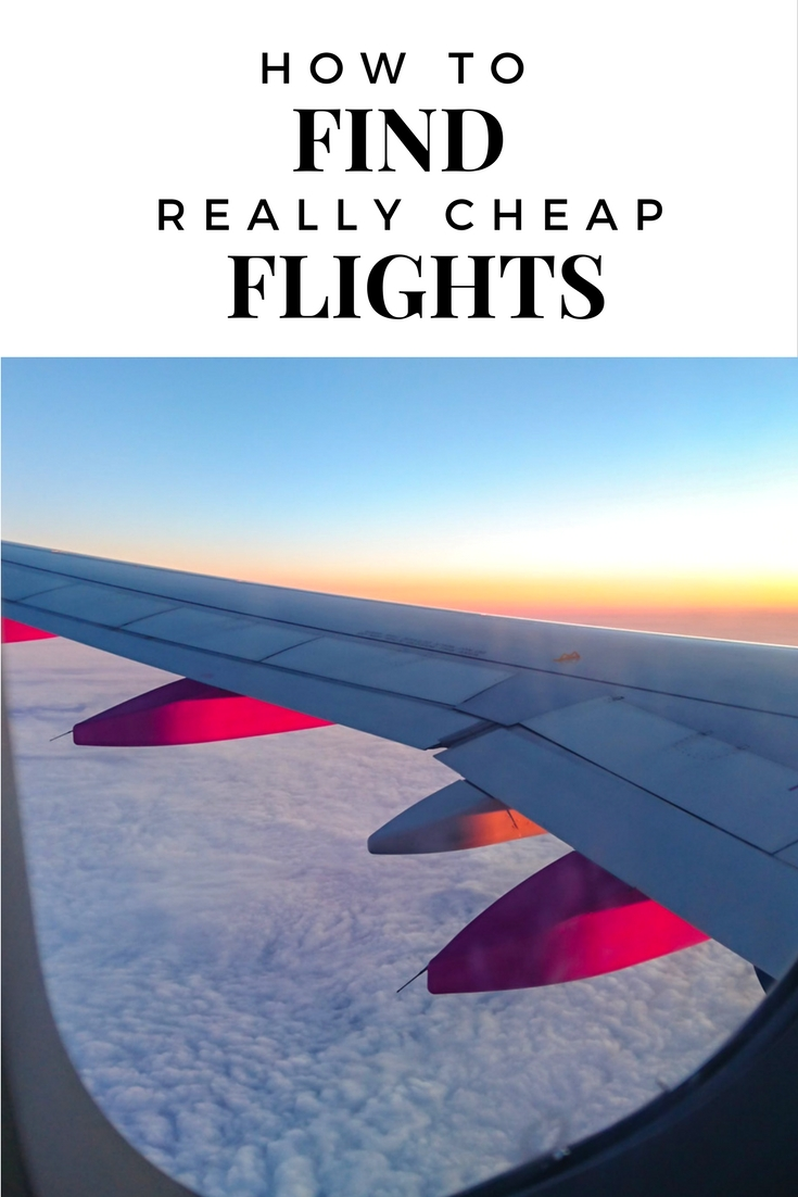 A frequent flyer's tips for finding really cheap flights, beyond just using Skyscanner.