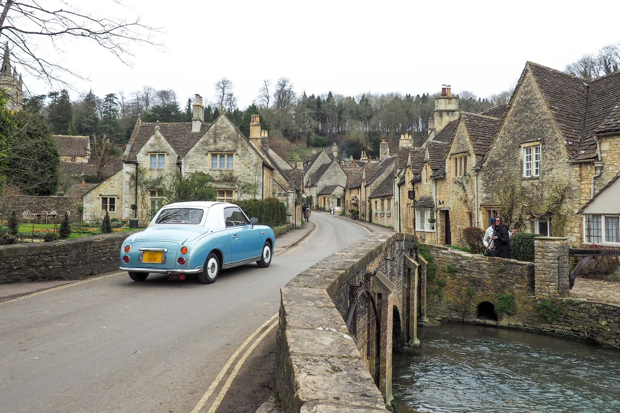 Castle Combe A Fairytale Village In The Cotswolds City