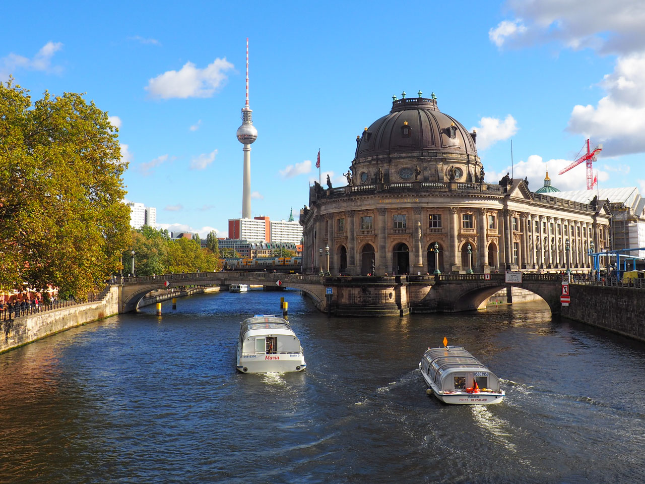 What to Do in Berlin in One Day