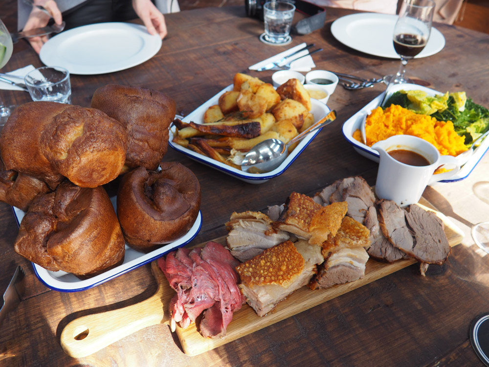 wylam brewery sunday roast