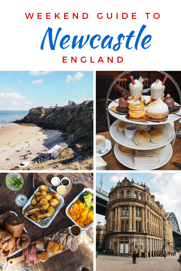 A foodie's weekend guide to the best food, restaurants, pubs and breweries that Newcastle has to offer. Taste the best that the city has to offer in only two days.
