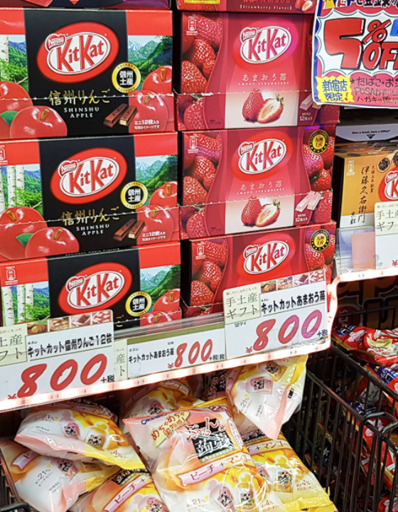 What to buy in Japan (+ Tokyo shopping)