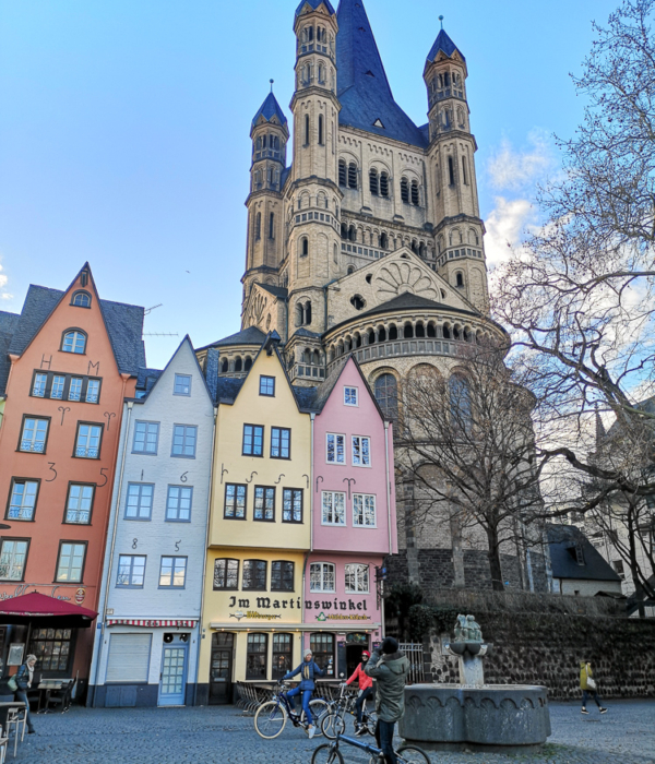 A Weekend Guide to Cologne
